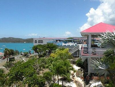 Lockout condo over looking bay on St Thomas, VI