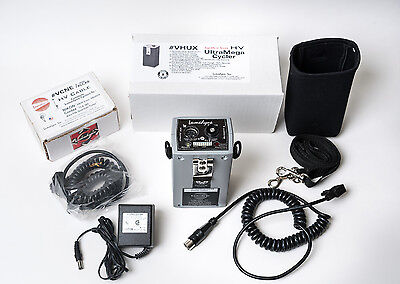 Lumedyne HV Ultra Megacycler Battery Pack  Extra Fast w Nikon cables