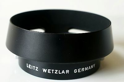 Mint condition Leica 12586 lens hood for Summilux 50mm f1.4