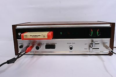 HOLIDAY 8844, stereo 8 track player/recorder (ref 840)