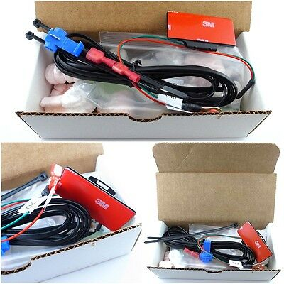 "Windshield Mount+Extra Long Wire 9'3""(2AM Fuse) For Escort & Bel Radar Detector"