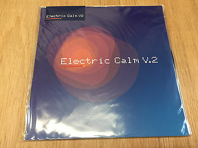 Various ‎– Electric Calm V.2  2x12 Mint / Unplayed trance progressive Sasha