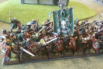 Warhammer Empire Stirland Swordsmen X40 Beautifully Converted Painted And Based