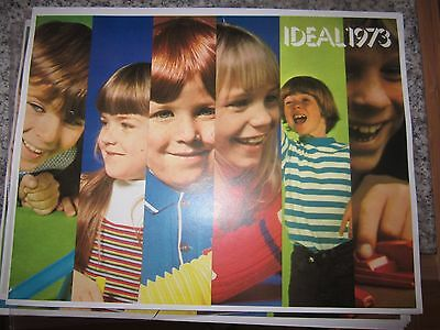Vintage Crissy Doll Family Catalog Catalogue1973  Reproduction High quality