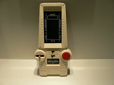 Vintage handheld game Galaxy Invader CGL