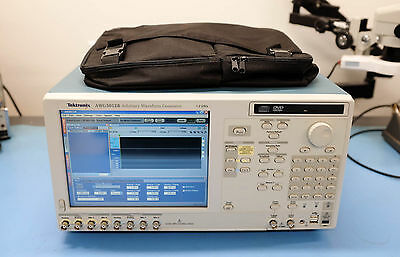 Tektronix AWG5012B 1.2GS/s 2-Channel Arbitrary Waveform Generator