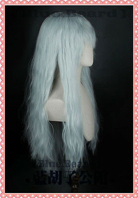 BERSERK Kentaro Miura Griffith Anime Costume Cospaly Wig +Free Track Number +Cap