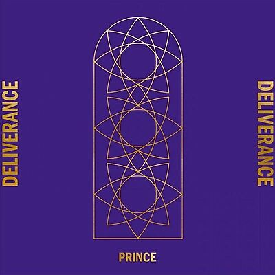 Prince - Deliverance 2017 Promo CDr    Purple Rain  Crystal Ball  4ever