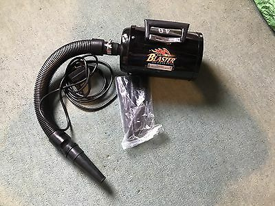 Air Force Blaster Bike Dryer For Cars -Motorcycles  - Harley - Triumph - Victory