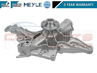 For Mercedes G Class W463 Meyle Germany Engine Cooling Water Pump 1122001501