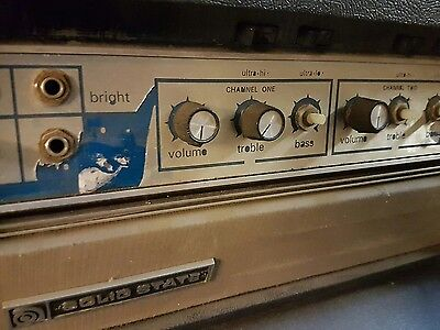 60's AMPEG BASS AMP - made in USA