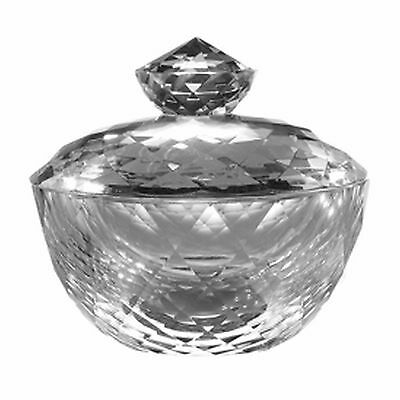 Royal Doulton Crystal Trinket Box  - CAN ONLY POST ON  FRIDAYS AT THE MOMENT