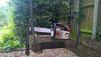 Stihl MS200T - The Iconic Top Handled Saw - New Chain 14inch