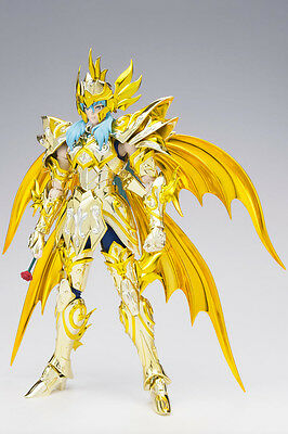 Saint Seiya Pisces Aphrodite Poissons Soul Of Gold Bandai Myth Cloth Precommande