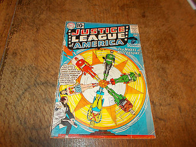 Justice League of America - vintage issue Vol. 1 No. 6 - Aug/Sep 1961