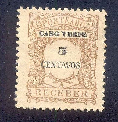 Cabo Verde Used Stamps A19431 Early Issue