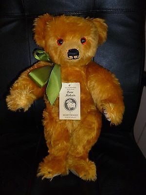 Georgeous  Merrythought Harrods Limited Edition Signed Teddy Bear