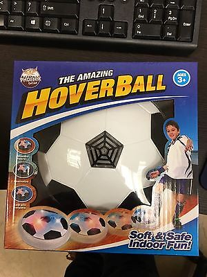 NEW LED Lighted Hover Ball - Indoor Ball That Glides - As Seen On TV USA STOCK