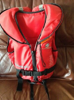 Typhoon 100N Life Jacket Buoyancy Aid Child Size with Whistle