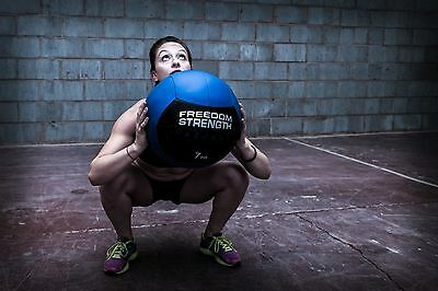 Freedomstrength® Wall Ball Medicine Ball Full set 5, 7, 9kg