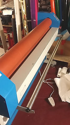 1400mm wide Large format Cold Laminator Laminating Machine Posters Lamination