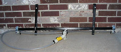 Sprayer Boom for ATV or Garden Tractor 7 foot coverage