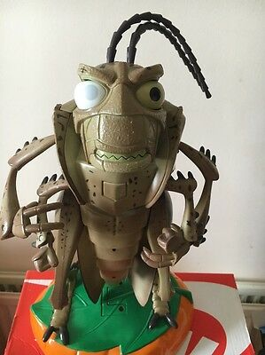 "A Bug's Life ""hopper"" Talking Room Guard Animated Nrfb"