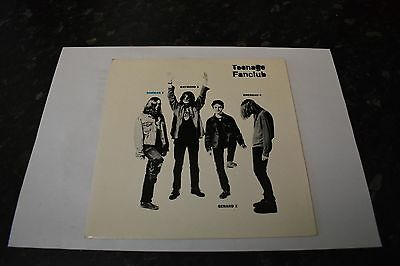 "TEENAGE FANCLUB Norman 3 7"" Record (Rare/Mint/Creation)"