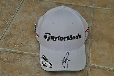 Justin Rose Signed TaylorMade R15 Cap Olympic Champion US Open