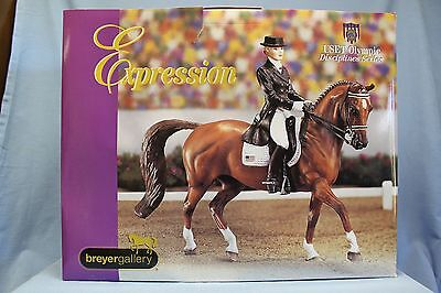 Expression, Breyer USET Olympic Disciplines Series Premier Edition Porcelain
