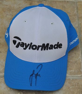 Justin Rose Signed TaylorMade Cap US Open Champion Olympics Rio 2016