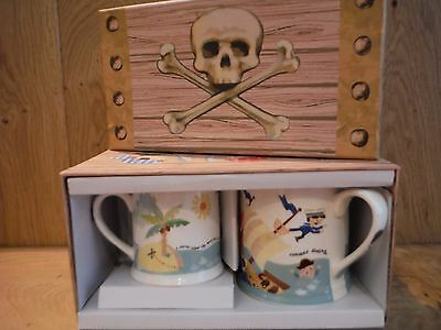 Queens Pirates of the seven seas 2 Mug Set Boxed