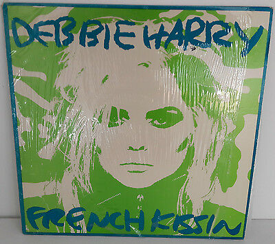"Blondie French Kissin' 5m12sec & 7m25sec USA 1986 12"" Promo in Warhol sleeve"