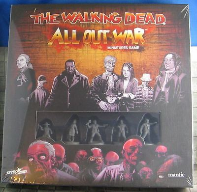 The Walking Dead Miniature Game
