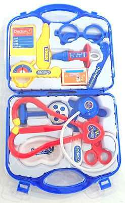 Kids Boys Play Educational Doctor Case Kit Medical Set Hospital Supplies Toy