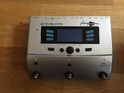 TC Helicon Play Electric with Box & Original Power Supply