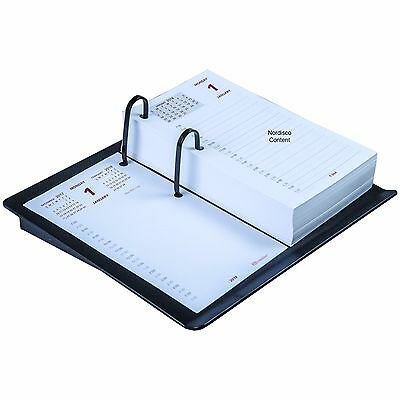 """2018 Desk Calendar Pad With Base, 17 Style, Page Size 6 x 3-1/2"""""""