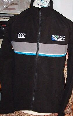 Brand New With Tags Rugby World Cup 2015 Fleece Size Medium Canterbury