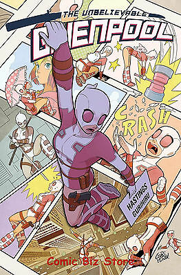 Gwenpool #17 (2017) 1St Printing Bagged & Boarded
