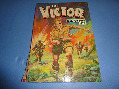 VICTOR Book for Boys 1976 Annual