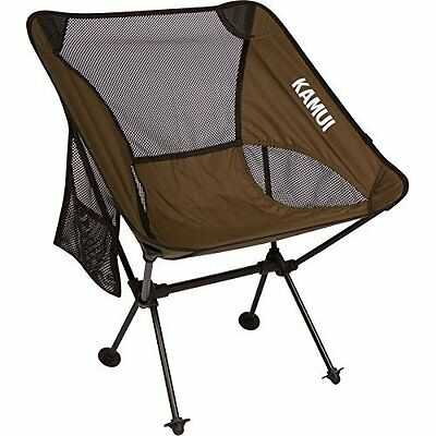Portable Folding Hiking Camp Chair Lightweight Outdoor Beach Picnic Sports Seat