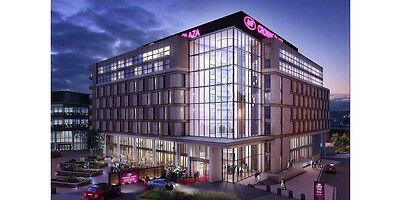 Crown Plaza Newcastle - Stephenson Quarter. 9th -11th September