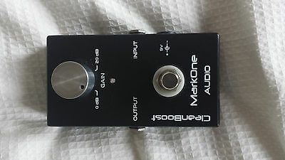 Mark One Audio Clean Boost/Line Driver