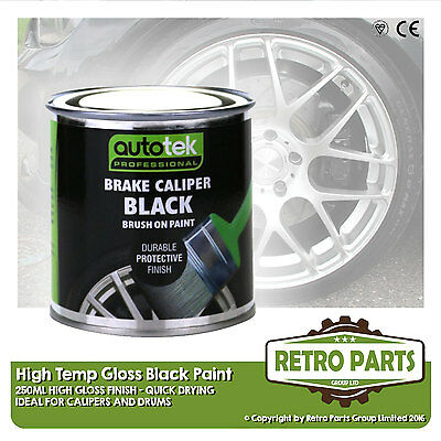 High Gloss Quick Dying Blue Caliper Brake Drum Paint for Volvo 140