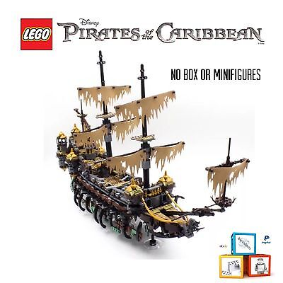 Lego 71042  Pirates of the Caribbean Silent Mary Ship Only No minifigures/sharks
