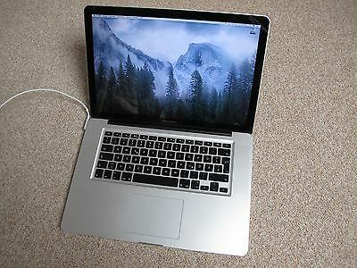 "Apple MacBook Pro 15"" 2,0 GHz Quad Core i7"