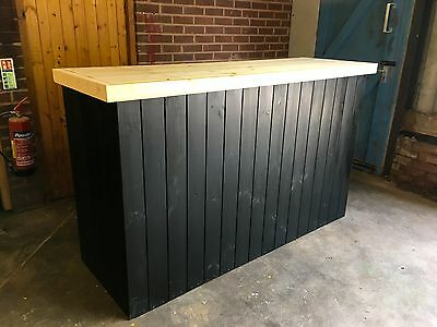 Mobile Bar which folds down flat