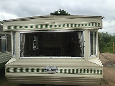 Static Caravan For Sale Willerby 30X10 Location Shropshire
