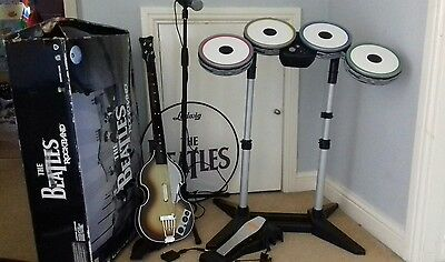 The Beatles: Rock Band -- Limited Edition (Sony PlayStation 3, 2009)