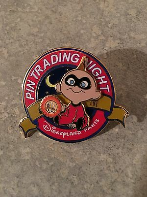 DLP Disneyland Paris Jack Jack Pin Trading Night Pin Jack Jack PTN Pin LE 400